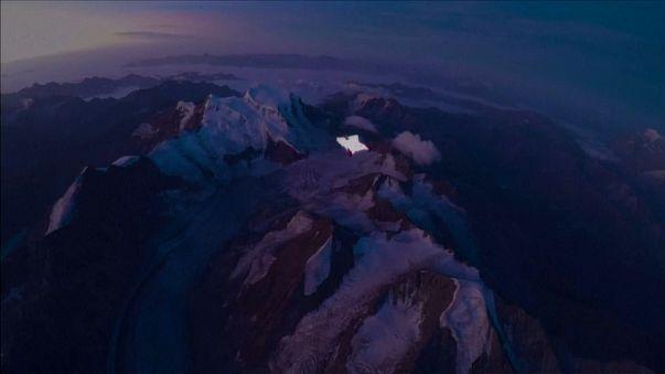 Géraldine Fasnacht, l'étoile filante des Alpes suisses