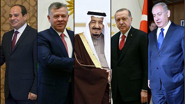 استطلاع: روسيا الأكثر تأثيرا في الشرق الأوسط وسلمان الأكثر شعبية في الأردن