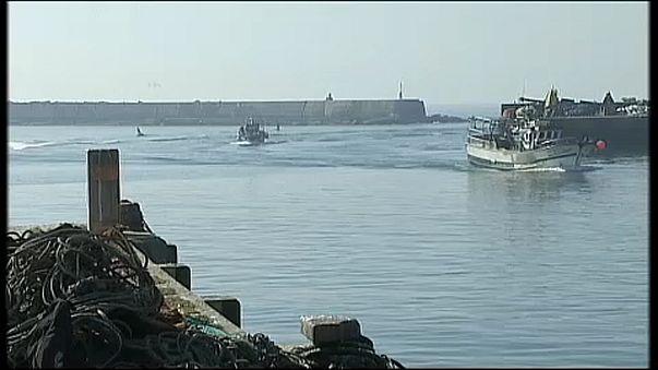 Fumo branco sobre capturas e quotas de pesca para 2018