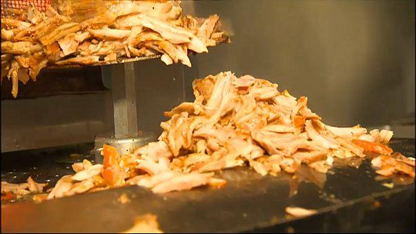 Kebabs podem continuar a conter fosfatos