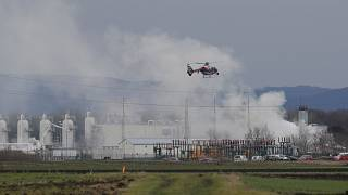 Цены на газ растут из-за взрыва