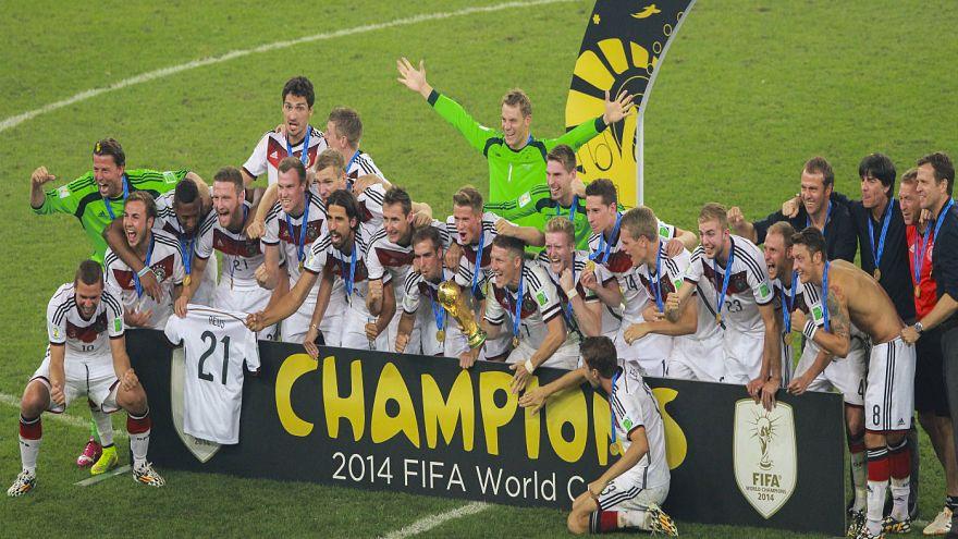 پاداش بی سابقه برای تیم ملی فوتبال آلمان در صورت تکرار قهرمانی جهان