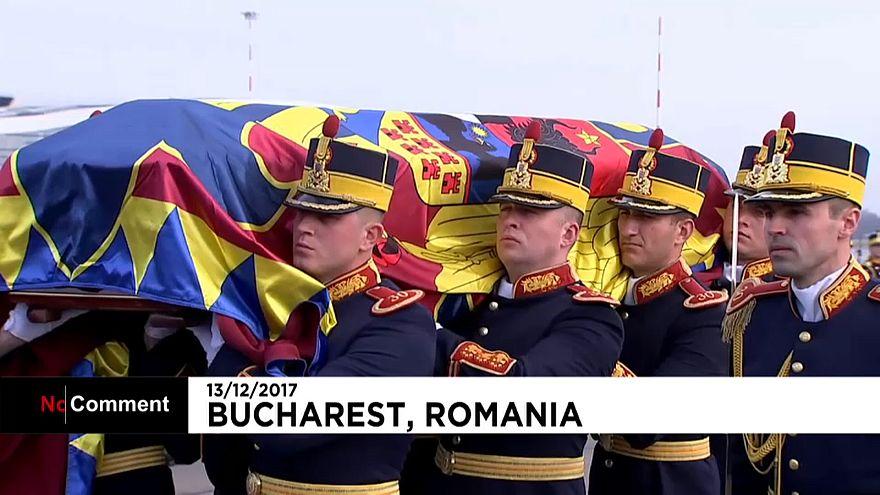 Румыния прощается с королем