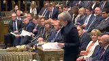 Vita a brit parlamentben