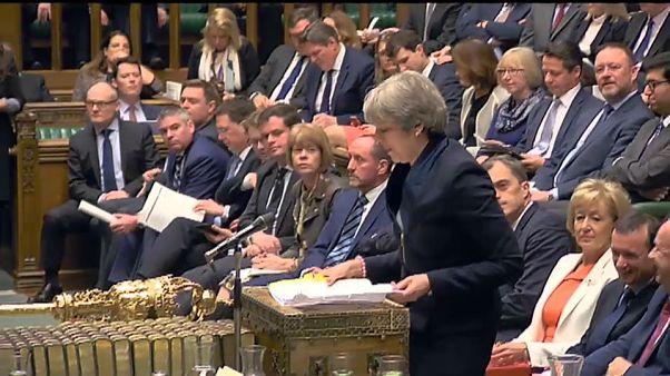 May pierde el voto en el Parlamento sobre la ley del Brexit