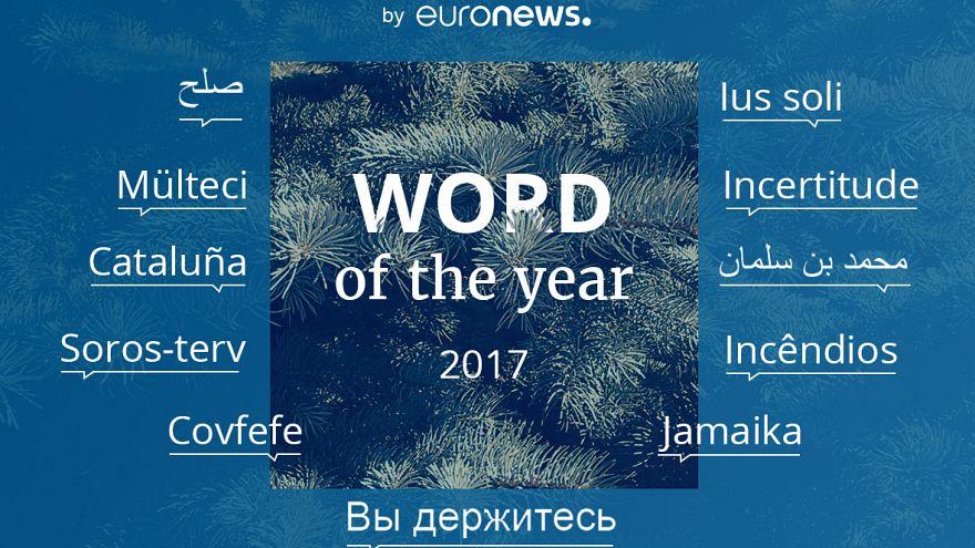 Mi volt 2017 legmeghatározóbb szava?