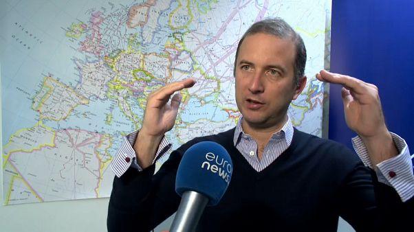 """Marco Alverà, director de Snam: """"Italia tiene reservas de gas para una semana"""""""