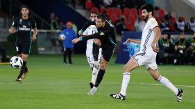 ريال مدريد إلى نهائي كأس الأندية بعد فوزه على الجزيرة في مباراة حافلة بالأهداف الملغية