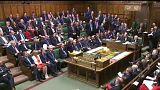 Brexit: kulcsfontosságú szavazást bukott el a brit kormány