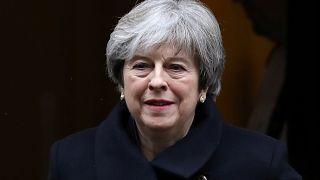 تيريزا ماي تخسر التصويت على خطة البركسيت في البرلمان