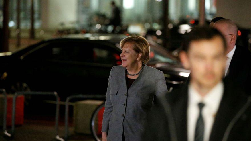 La KO-KO asusta a los socios de Merkel