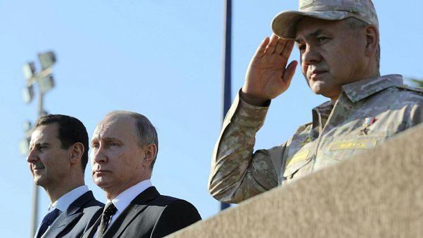 BM Temsilcisi: Rusya Suriye'yi barış antlaşmasına yönlendirmeli