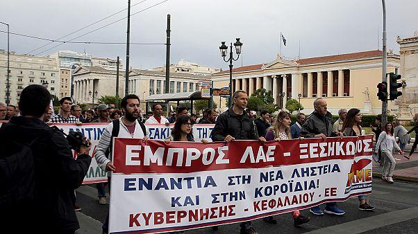 Ελλάδα: Σε απεργιακό «κλοιό» η χώρα