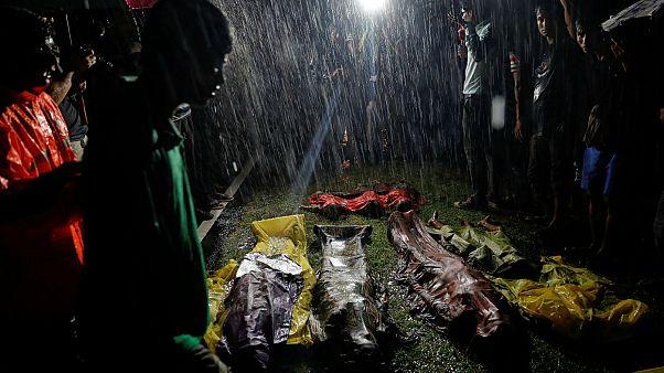 پزشکان بدون مرز قتل دست کم ۶۷۰۰ مسلمان روهینگیا را «پاکسازی قومی» می داند