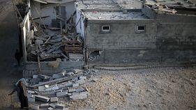 Νέες ισραηλινές επιδρομές εναντίον εγκαταστάσεων της Χαμάς