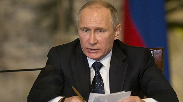 US strike on North Korea would be catastrophic, says Putin