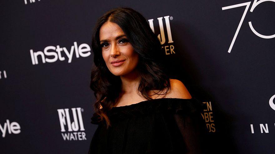 """""""Weinstein também é o meu monstro"""" garante a atriz Salma Hayek"""