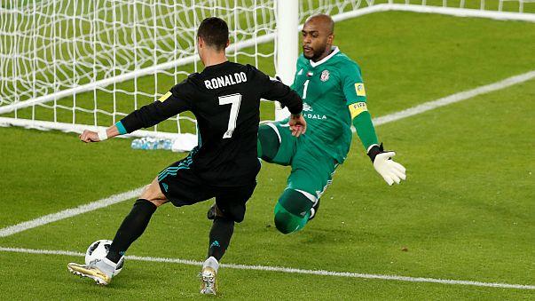 Mundial de Clubes: Ali Khaseif parou Ronaldo enquanto pôde mas Real vence