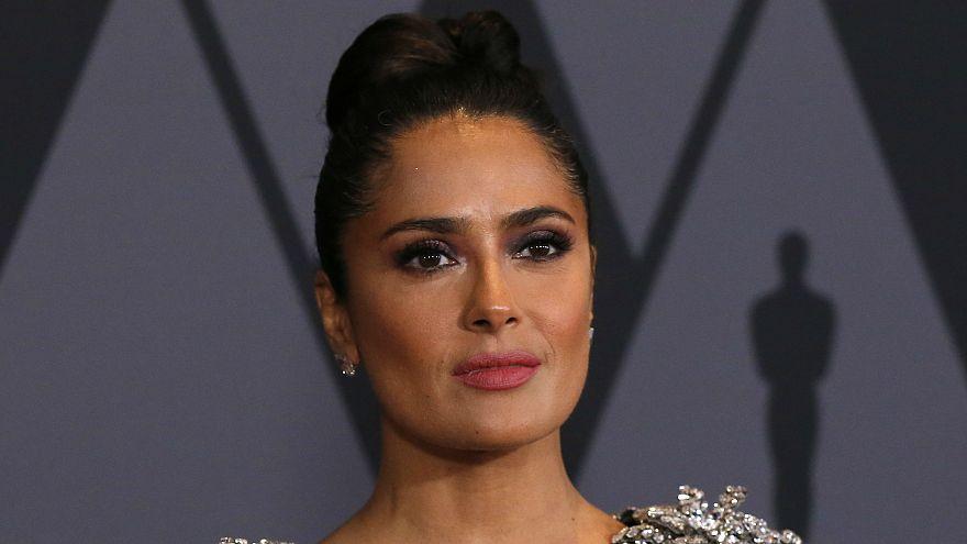"""Weinstein """"también fue mi monstruo"""", dice Salma Hayek"""
