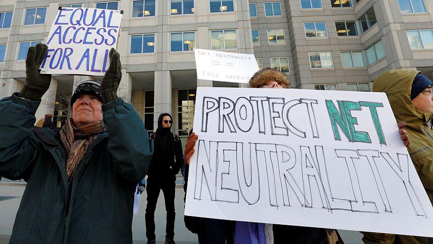 USA: Keine Gleichbehandlung für Internetdaten mehr