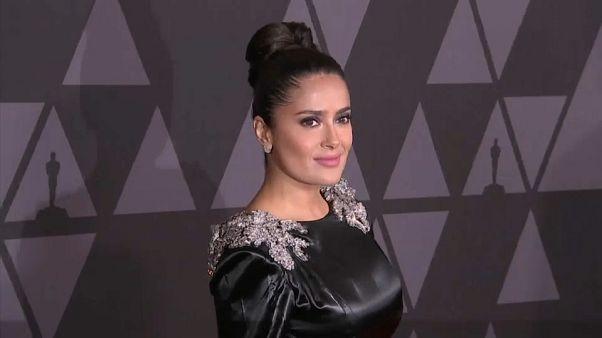 Salma Hayek accuse à son tour Harvey Weinstein