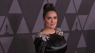 """Salma Hayek: """"Weinstein war auch mein Monster"""""""