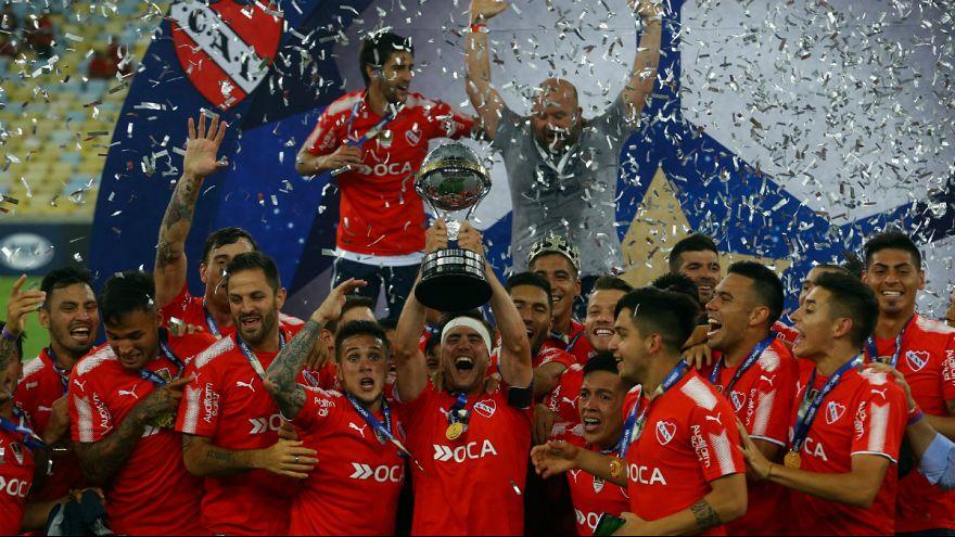Independiente de Avellaneda sucede à Chapecoense e garante Libertadores