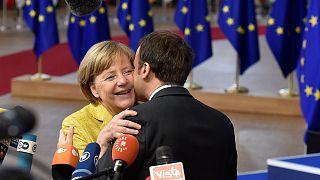پخش زنده: نشست شورای اتحادیه اروپا