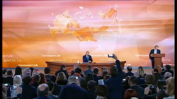 Putin irá como independiente a las presidenciales rusas