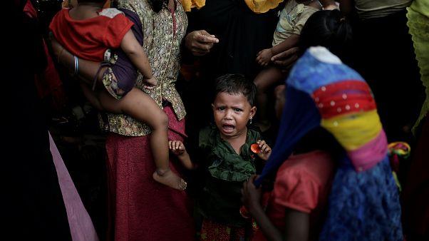 6.700 Rohingyas massacrés en septembre