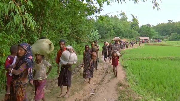 Rapporto di Msf: almeno 6700 Rohingya uccisi nel Myanmar in un mese