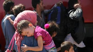 New asylum demands in Europe 'back to 2014 levels'