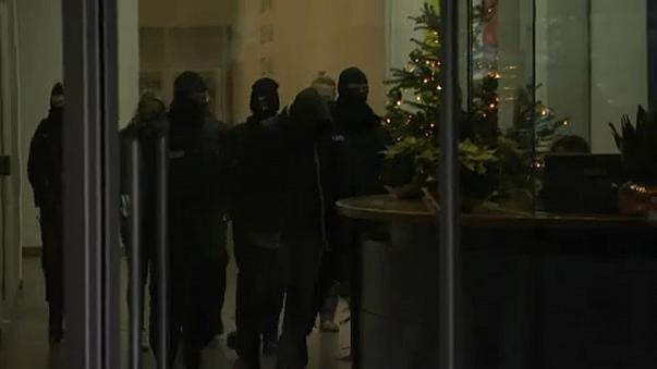Iszlamistákat tartóztattak le Berlinben