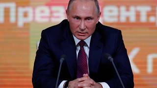 """Les déclarations clés du """"grand oral"""" de Poutine"""