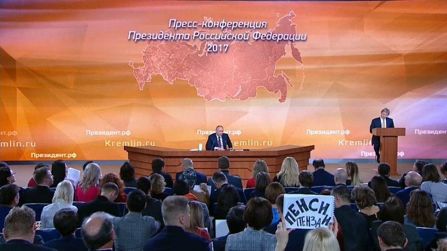 Putin: Suriyeli mülteciler konusunda en ağır yük Türkiye'de