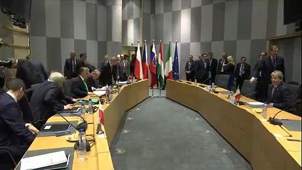 Ομάδα Βίσεγκραντ: Θα δώσει χρήματα για τη Λιβύη