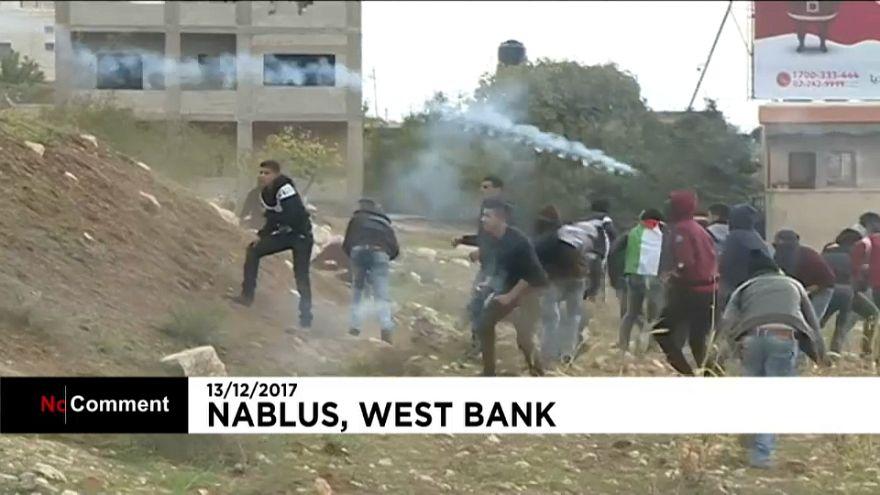 Continúan los disturbios en Gaza y Cisjordania