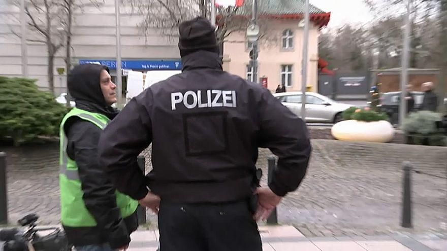 Операция против исламистов в Берлине