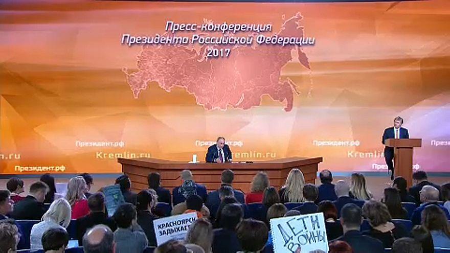 Putyin jövőre függetlenként indul az orosz elnökválasztáson