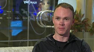 Tour de France champion Chris Froome speaks out over positive drugs test