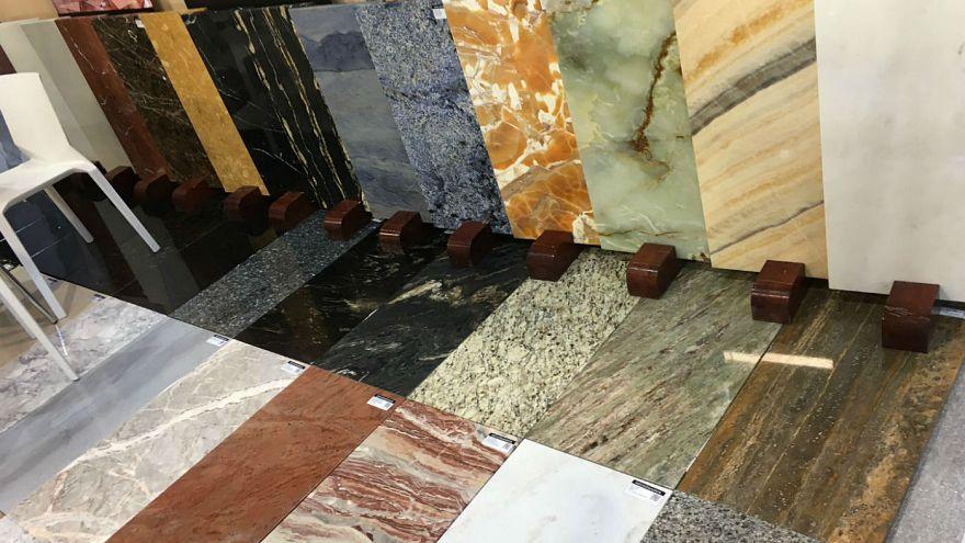 سنگ ساختمانی ایران به نام ایتالیا و چین در بازار اروپا عرضه میشود