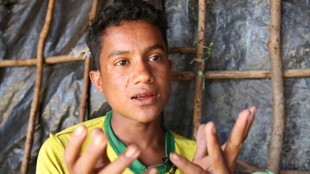 Abdul raconte le massacre des Rohingyas