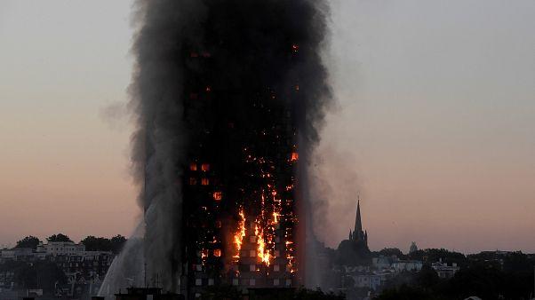 Deben prohibirse materiales inflamables en los rascacielos europeos para evitar otro Grenfell, dicen expertos