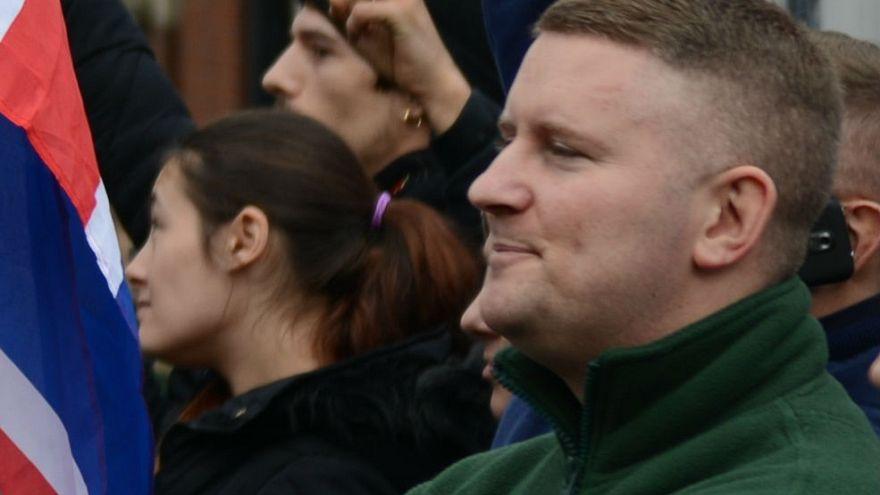 Hetze oder Islamkritik? Rechtsextremer Paul Golding festgenommen