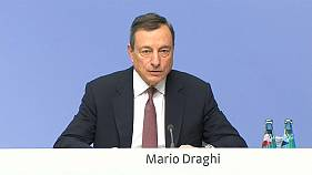 European Central Bank keeps stimulus measures on track despite big growth upgrade