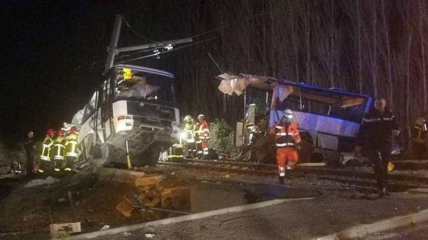 Négy gyerek vesztette életét egy franciaországi balesetben