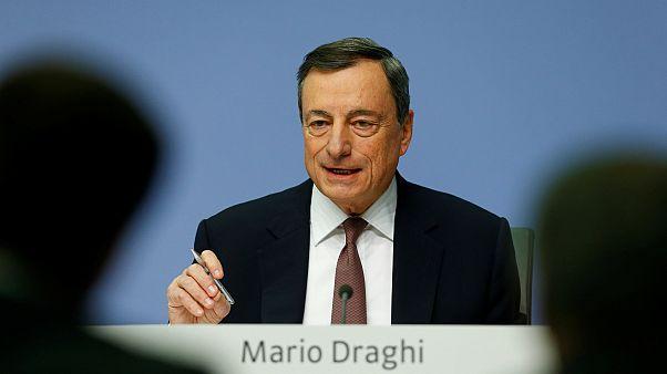 ЕЦБ повысил прогнозы роста