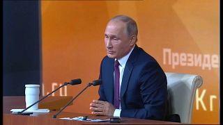 Путин: о США, МОК и конкуренции