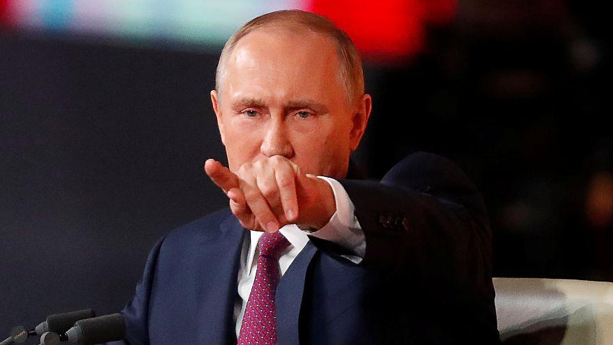 O Πούτιν για τη Ρωσία και τον... κόσμο