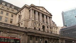 Banco de Inglaterra mantém taxa de juro directora em 0,5%